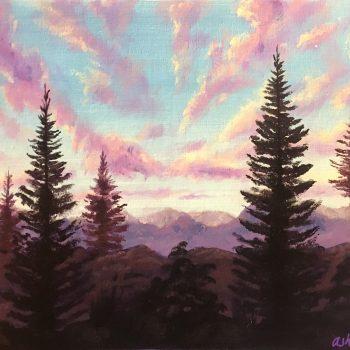 pine tree vista